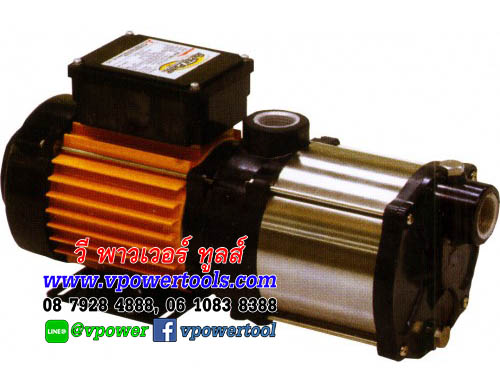Mitsubishi Power Tools : Mitsubishi mch s ปั๊มน้ำหอยโข่งหลายใบพัด แรงดันสูง