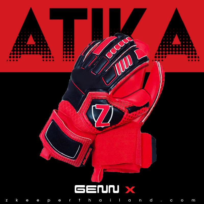 ถุงมือผู้รักษาประตู ATIKA GENN X RF