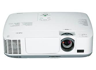 NEC M311X ความสว่าง(ANSI Lumens) 3100 ความละเอียด(พิกเซล) 1024x768(XGA) ค่า Contrast เท่ากับ 3,000:1