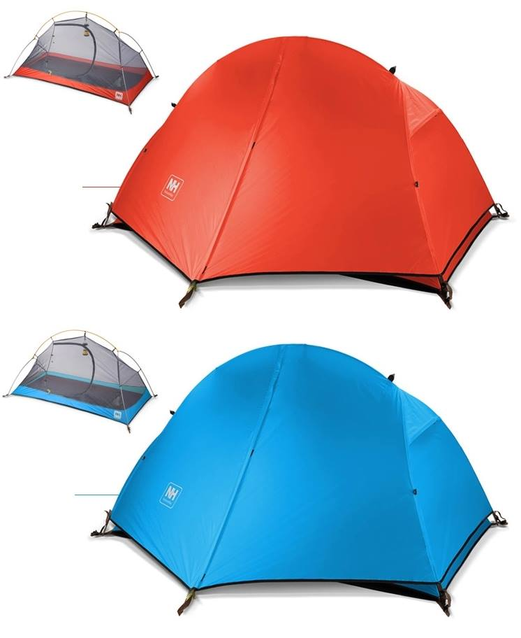 NH Naturehike Ultralight high One Person Tent