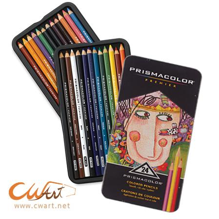 สีไม้ Prismacolor Premier Soft Core 24สี