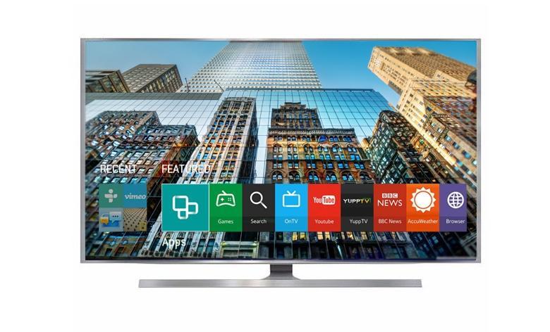 Samsung 3D Smart Digital SUHD LED TV ขนาด 55 นิ้วรุ่น UA-55JS8000