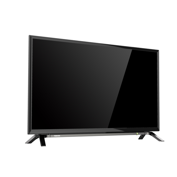 TOSHIBA ANALOG LED TV ขนาด 24 นิ้ว รุ่น 24L2600VT