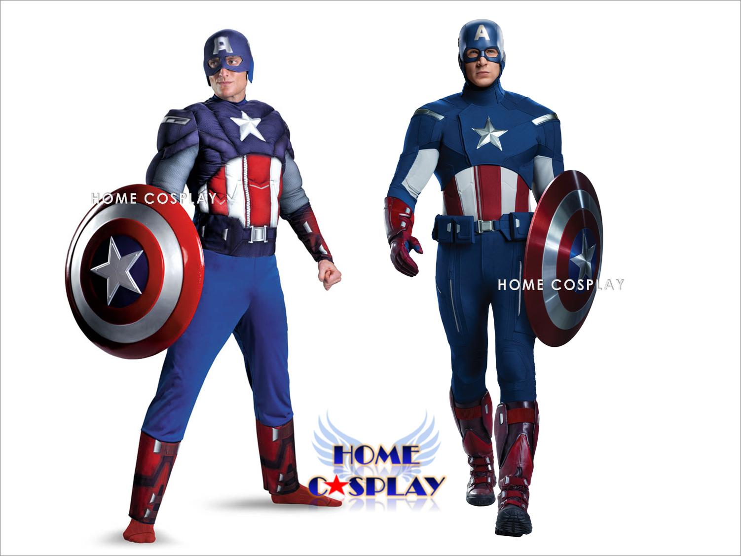 ชุดกัปตันอเมริกา Captain America