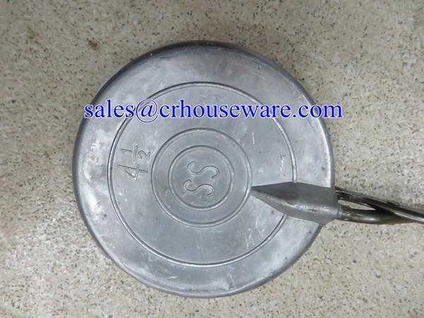 พิมพ์ทองม้วนกลม อะลูมิเนียม 016-SM-O Tong Muan Mold Aluminium round. 016-SM-O