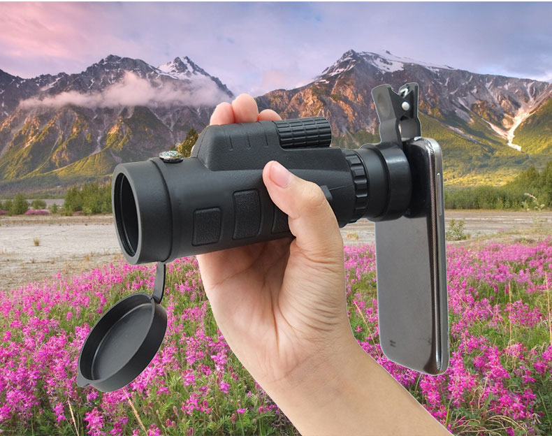 กล้องส่องทางไกล สำหรับโทรศัพท์มือถือ ทุกรุ่น 35X50