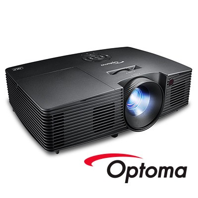 Optoma X312 DLP 3D ความสว่าง 3200 lm XGA 1024x768 Contrast 20000 : 1
