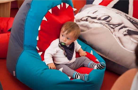 เก้าอี้ปลาฉลาม
