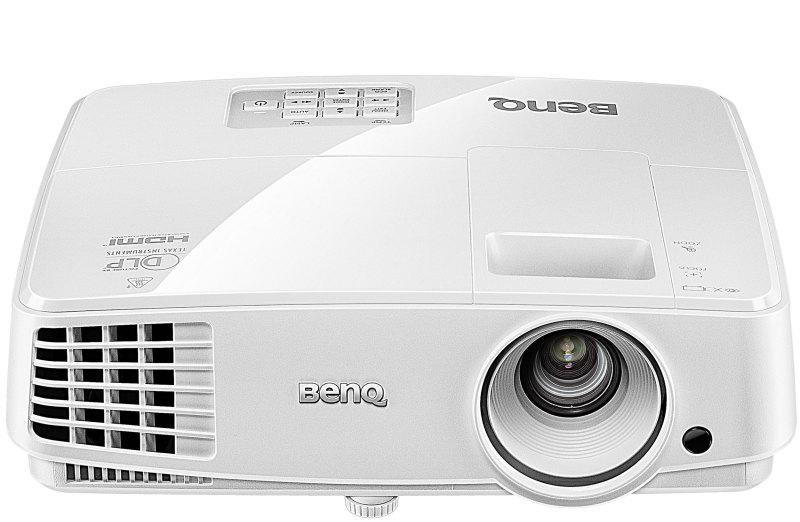 BENQ TW523P ความสว่าง(ANSI Lumens) 3,000 ความละเอียด(พิกเซล)1280x800(WXGA) ค่า Contrast เท่ากับ13000 น้ำหนัก1.9kg
