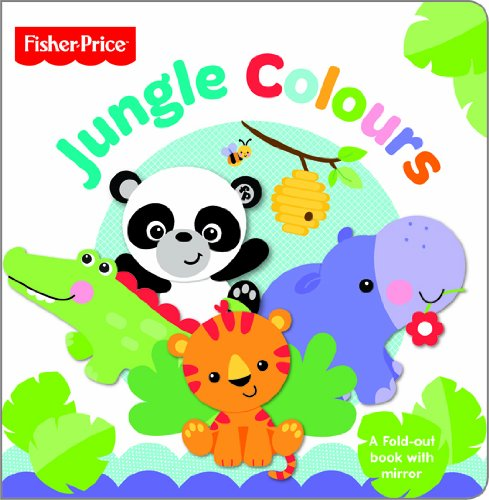 Fisher Price :Jungle Colours (Mattel)