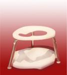เก้าอี้นั่งถ่าย สำหรับคอห่าน แบบเตี้ย Code : 100-CA-001
