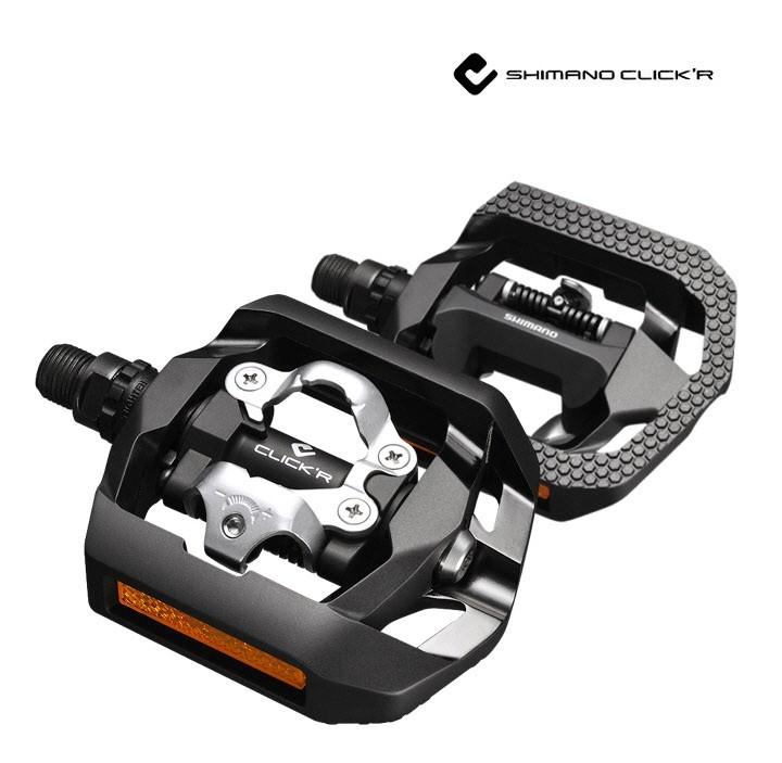 Shimano Click'r Pedals PD-T421