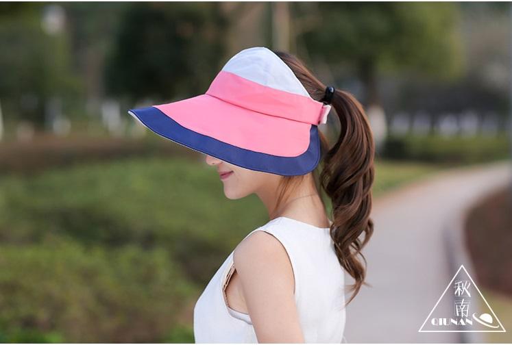 หมวกบังแดดกันแสงยูวี ฟรีไซส์ สำหรับผู้ใหญ่ค่ะ