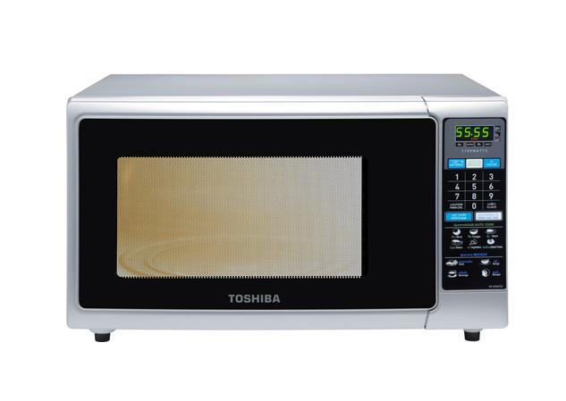 Toshiba เตาอบ ไมโครเวฟ 33 ลิตร รุ่น ER-E33SC สีเงิน