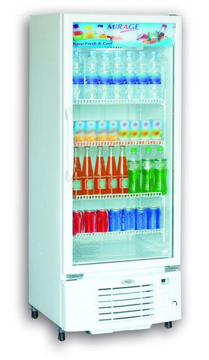 Mirage ตู้แช่เย็น / เครื่องดื่ม 1 ประตู จุ 8.8 คิว/249 ลิตร รุ่น BC249FN