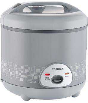 Toshiba หม้อหุงข้าว ขนาด 1.8ลิตร รุ่น RC-T18AFS สีSG