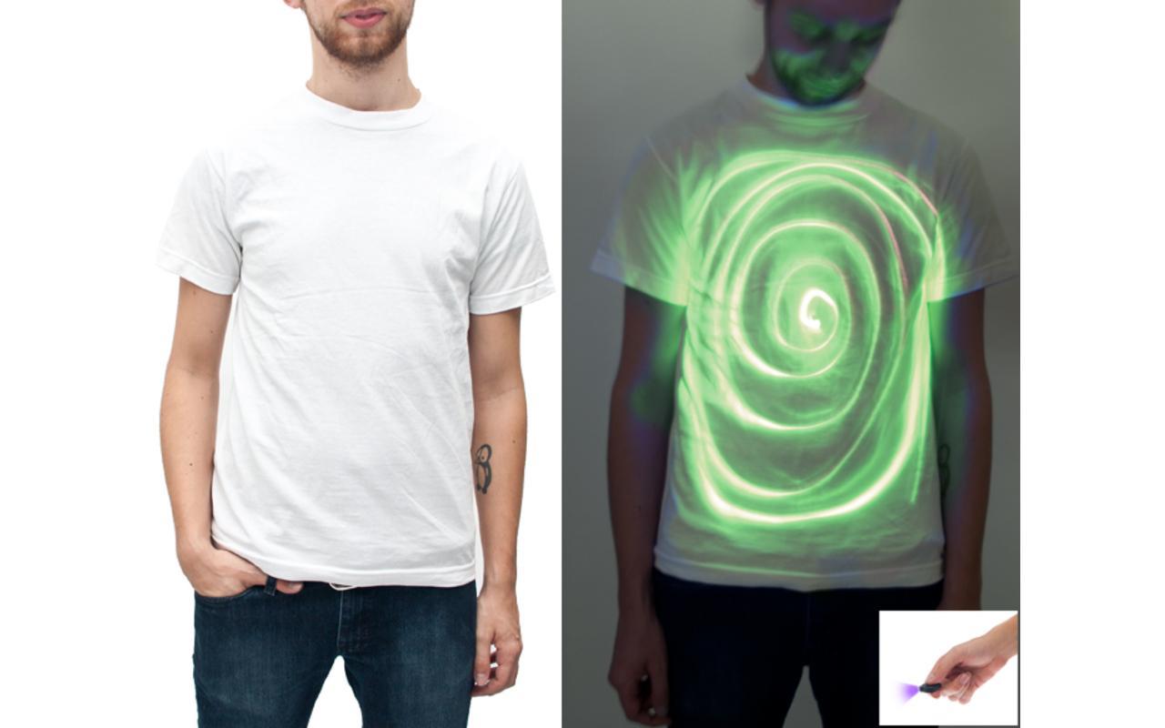 เสื้อเรืองแสง Glow Threads