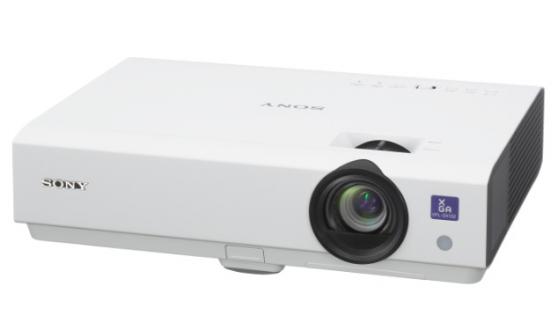 SONY VPL-DX122 2600 ANSI XGA1024 x 468 3000:1