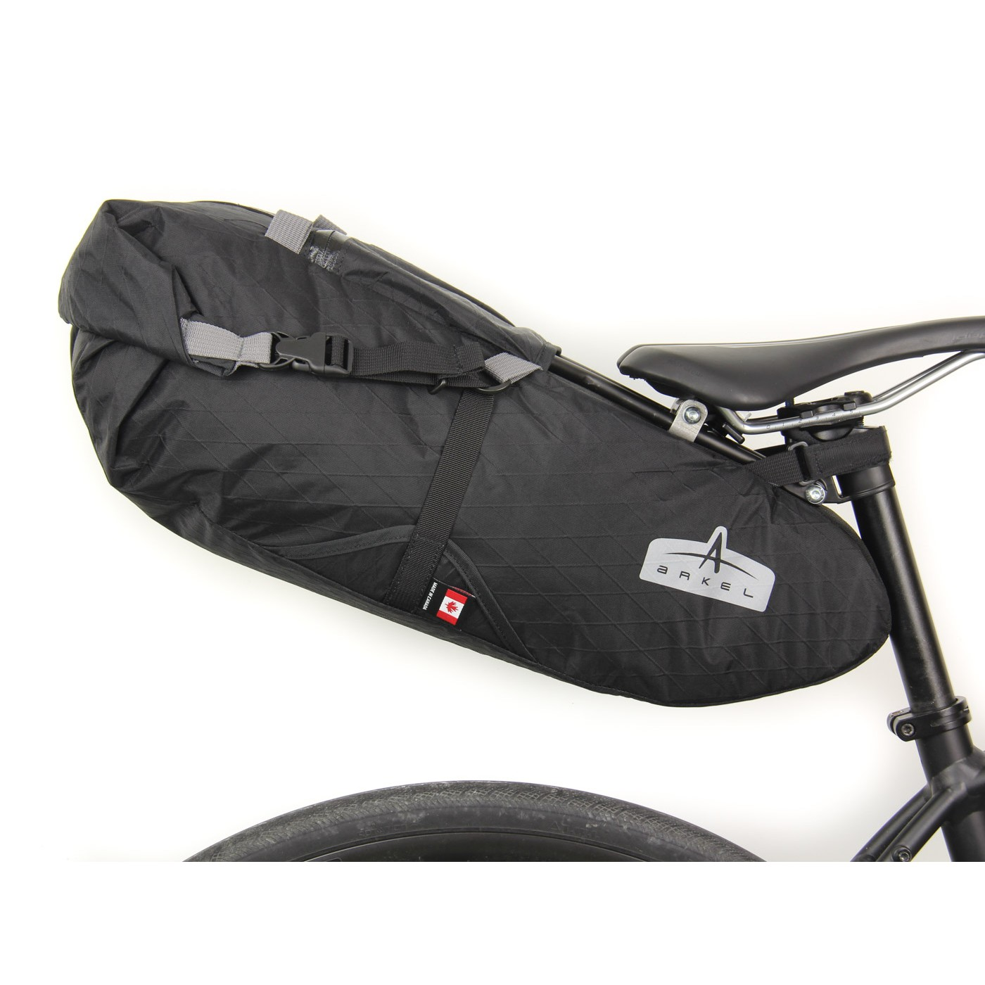 Arkel Seatpacker 15 Bikepacking Seat Bag