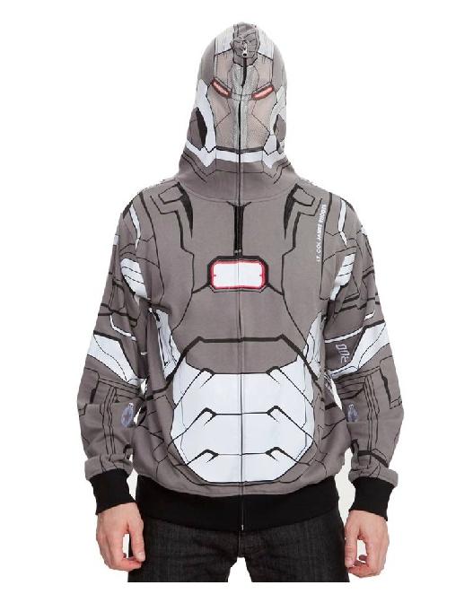 เสื้อแจ๊คเก็ต iron man