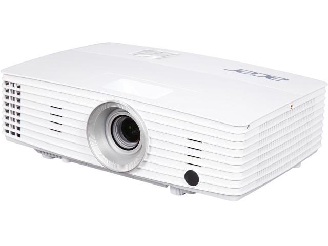 Acer P1185 ความสว่าง(ANSI Lumens) 3200 ความละเอียด(พิกเซล) 800x600 (SVGA) ค่า Contrast เท่ากับ 20,000:1