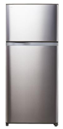 Toshiba ตู้เย็น อินเวอร์เตอร์ 2ประตู 21.8Q รุ่น GR-W73KDA สีสแตนเลสเงิน