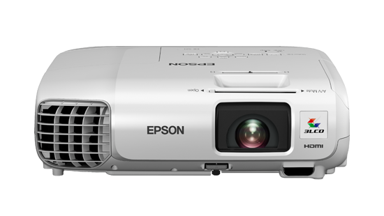 EPSON EB-1965 Ansi 5000 XGA