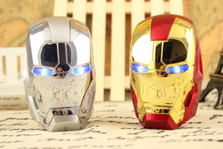 แบตสำรอง Iron Man