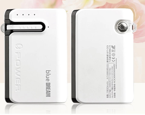 Power Bank Bluetooth