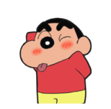 Get Up and Move, Crayon Shin-chan เคลื่อนไหวได้