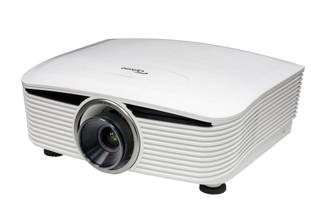 Optoma EH503 DLP ความสว่าง 5200 ml Full HD 1080P Contrast 2000:1