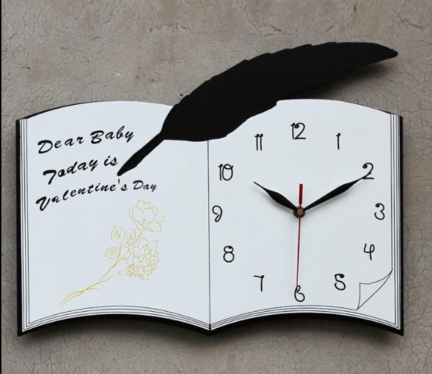 นาฬิกาสมุดจดไดอา