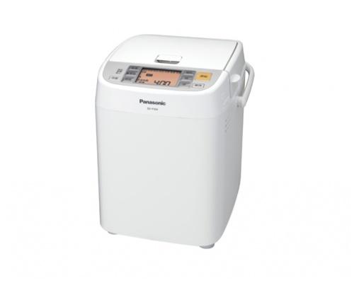 Panasonic เครื่องทำขนมปังอัตโนมัติ รุ่น SD-P104 - White