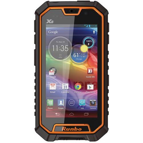 โทรศัพท์มือถือสุดทน Runnbo X6