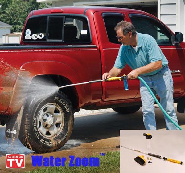 หัวฉีดน้ำพลังสูง Water Zoom