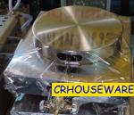 เตาทำขนมเครป แก๊ส ขนาด 14 นิ้ว Crepe Makers for gas 14 inch. 016-KK-CG1 อุปกรณ์ทำขนม