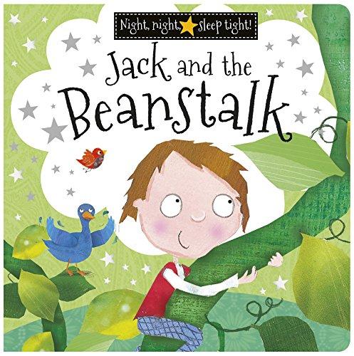 """นิทานสุดคลาสสิคก่อนนอน """"แจ๊คผู้ฆ่ายักษ์"""" / Night Night : Jack And The Beanstalk (Clare Fennell)"""