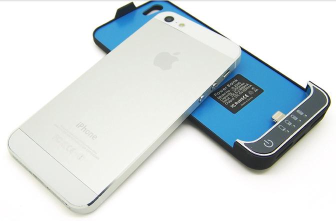 เคสสำรองไฟ iphone 5