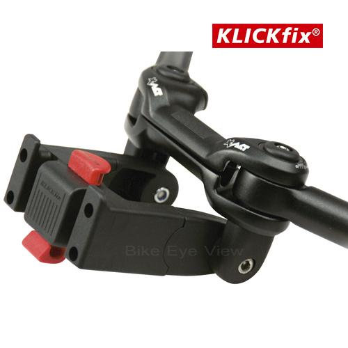 KlickFix Handlebar adapter HUMPERT AHS