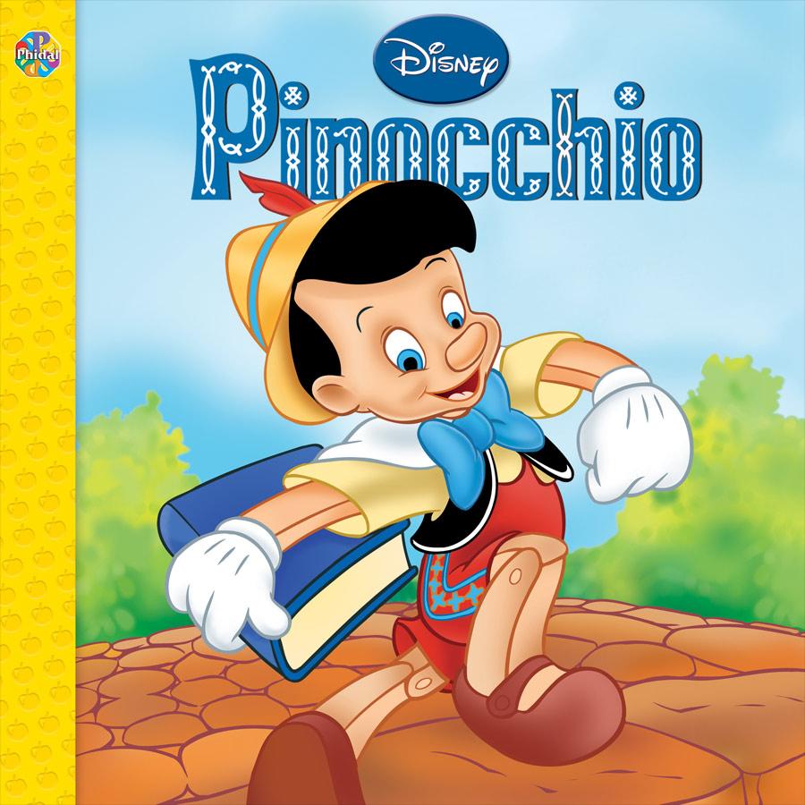หนังสือนิทานการ์ตูนคลาสสิค 'พินอคคิโอ' / Storybook : Disney Pinocchio