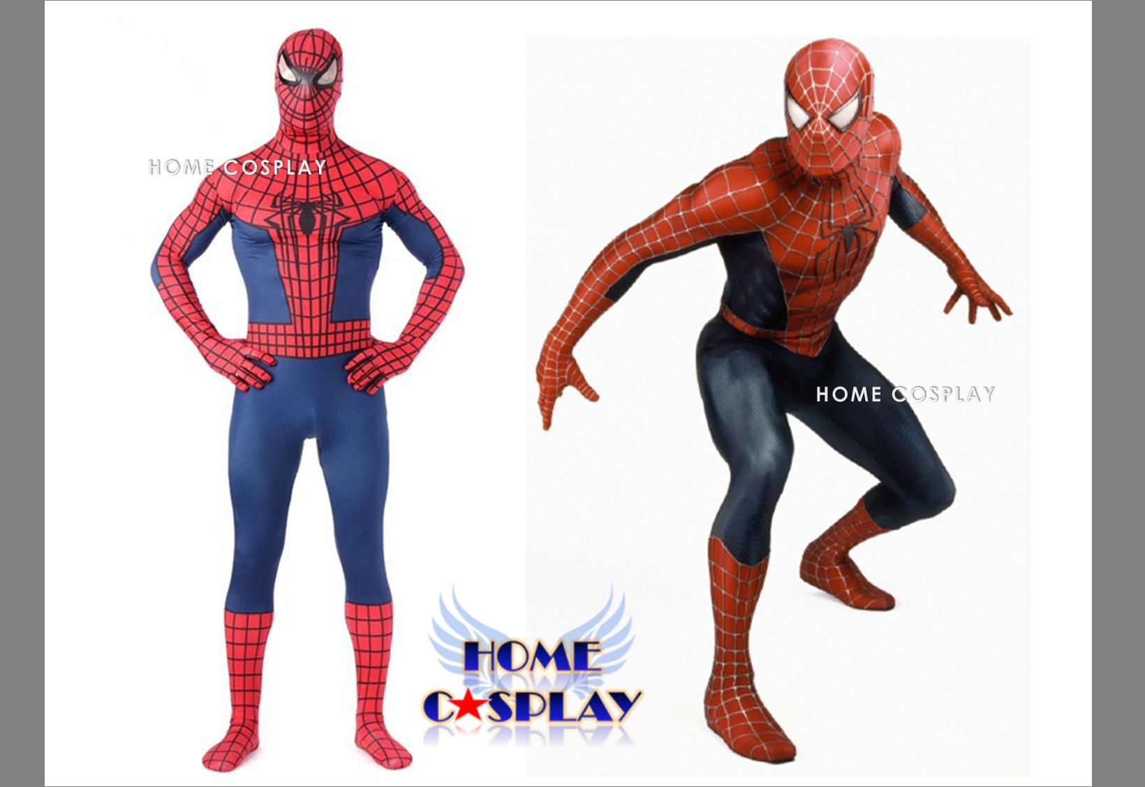 ชุดสไปเดอร์แมน Spiderman
