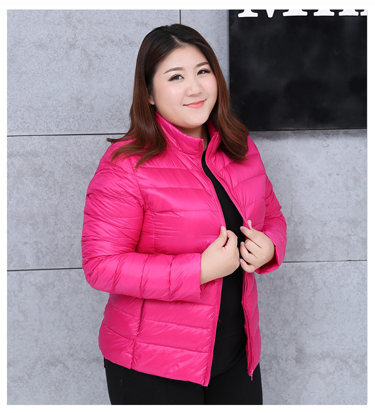 เสื้อคลุมกันหนาว 6xl รอบอก 43-50 รอบแขน 21นิ้ว ตัวเสื้อยาว 26 นิ้ว น้ำหนักเบา ใส่แล้วอุ่น มีถุงเล็กเก็บเสื้อสะดวกต่อการเดินทางค่ะ