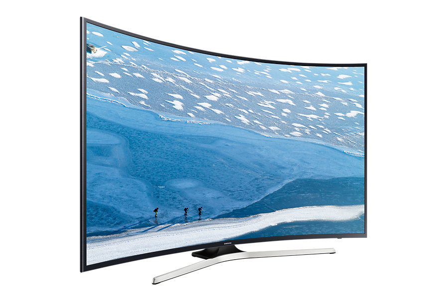 Samsung 4K Digital Smart Curved UHD LED TV ขนาด 55 นิ้วรุ่น UA-55KU6300