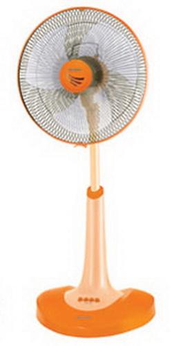 Sharp พัดลมสไลด์ ใบพัด 16 นิ้ว รุ่น PJ-SL162 สีส้ม