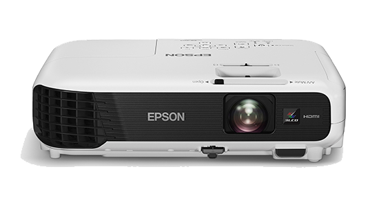 EPSON EB-X04 ความสว่าง 2,800 Ansi ความละเอียด(พิกเซล) 1024x768 (XGA) ค่า Contrast 15,000:1