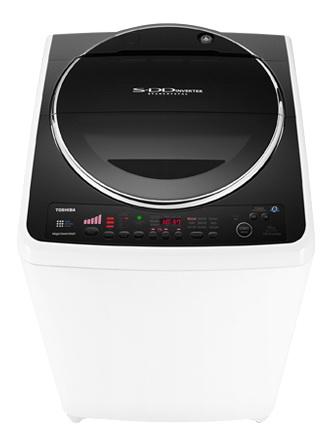 Toshiba เครื่องซักผ้าฝาบน ขนาด 16 กิโล รุ่น AW-DC1700WT
