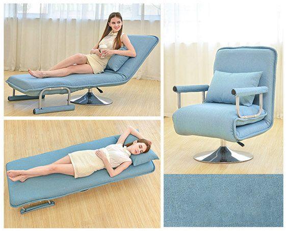 เก้าอี้โซฟาสามารถปรับระดับ