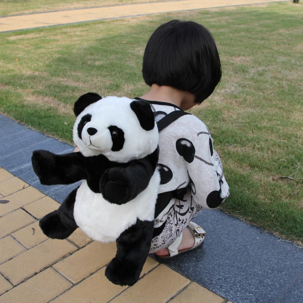 กระเป๋าเป้หมีแพนด้า