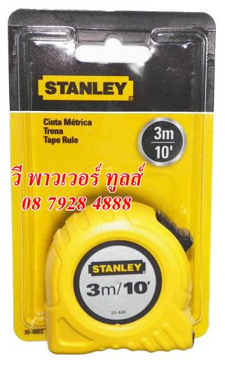 STANLEY 30-486 ตลับเมตร Global 3ม.(10ฟุต)