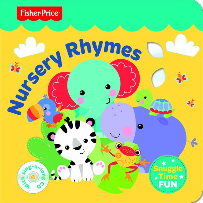 Fisher Price Snuggle Time Fun : Nursery Rhymes (Mattel)